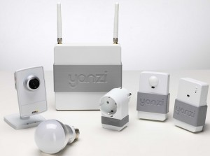 Whole house monitoring is made simple with Yanzi!