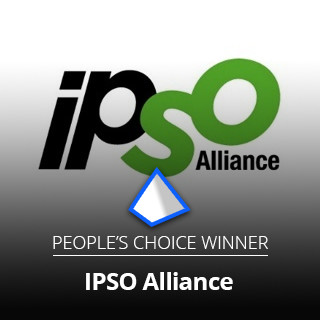 "IPSO Wins People's Choice ""Industry Wrangler"" IoT Award"