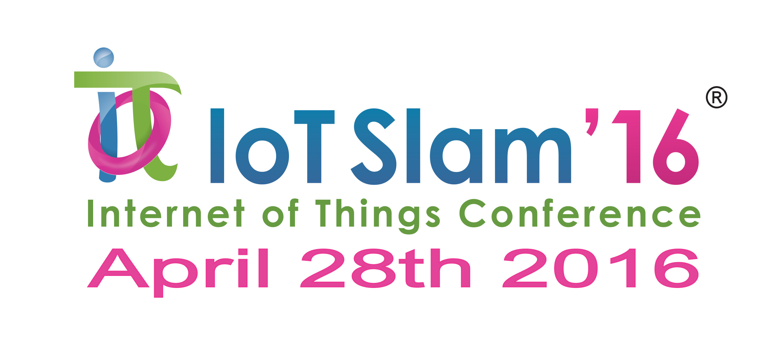 IoT Slam 2016 Second International Virtual Internet of Things Conference