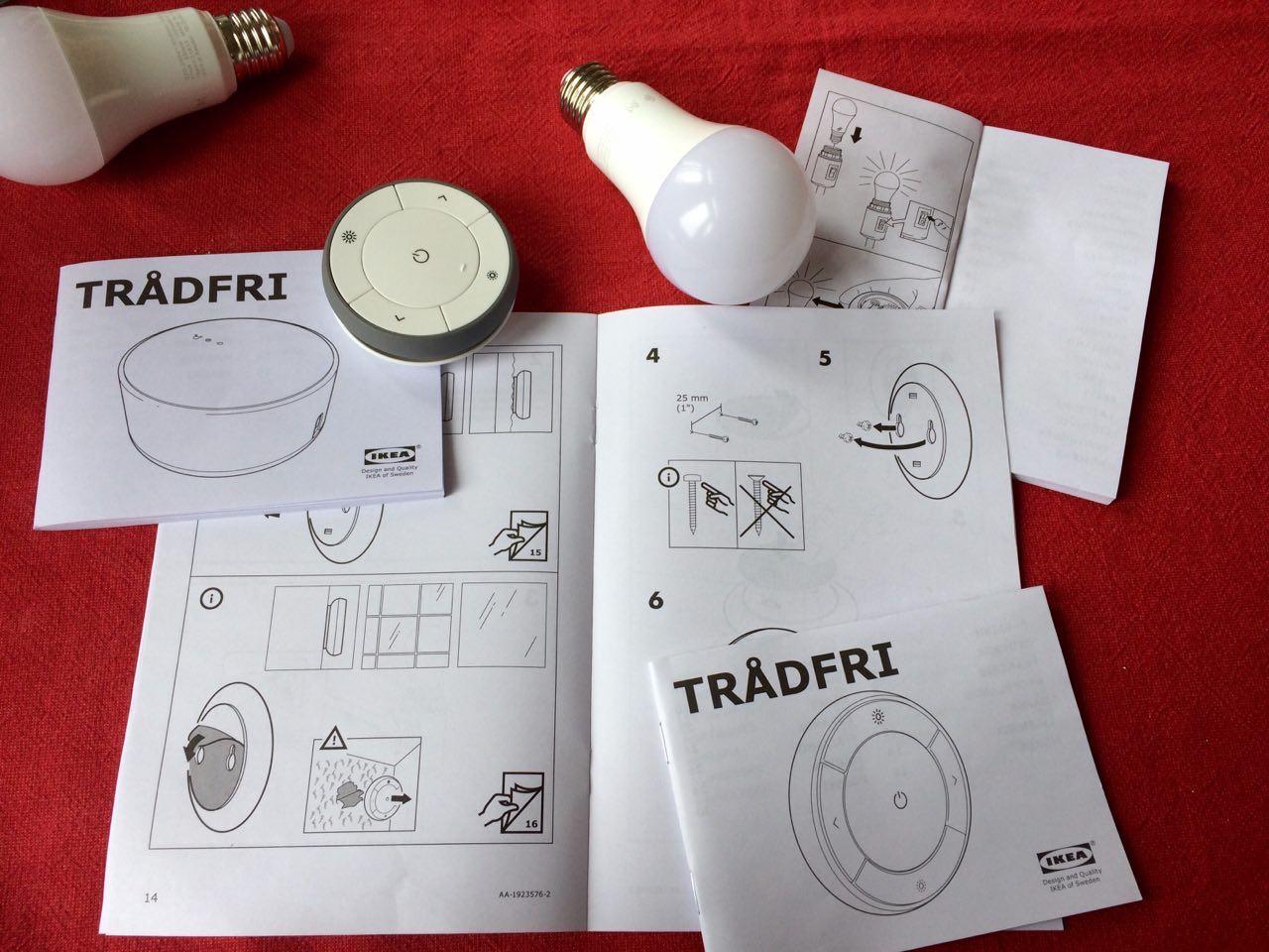Guest Post: IKEA TRÅDFRI Smart Lights use IPSO Smart Object Models