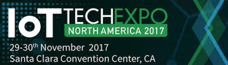 IoT Tech Expo North America 2017